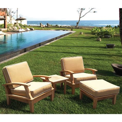 miami teak bronze patio furniture by royal teak family