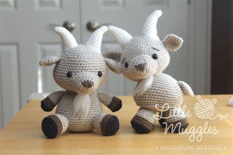 amigurumi goat pattern free buy gordy the billy goat amigurumi pattern