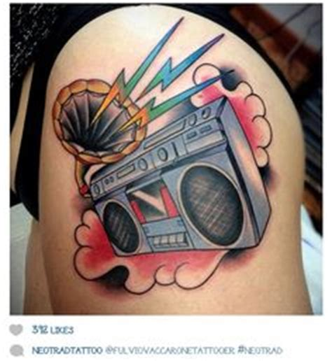 tattoo box instagram 1000 images about boombox on pinterest 13 tattoos old