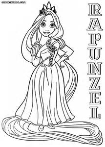 rapunzel coloring pages coloring pages download print