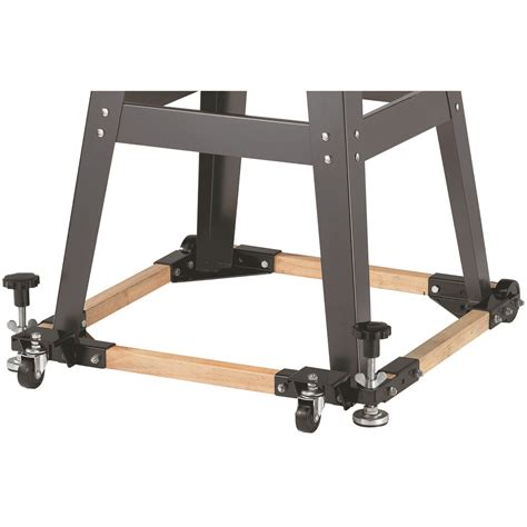 universal engine support table 300 lb capacity mobile base