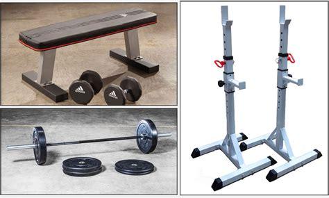 Bench Press Good Creating A Quality Garage Gym On A Budget