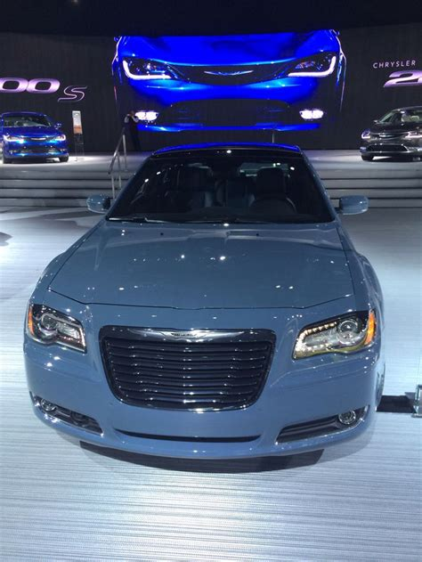 Mcinerney Chrysler Jeep 2014 Chrysler 300 Ceramic Exterior Chrysler