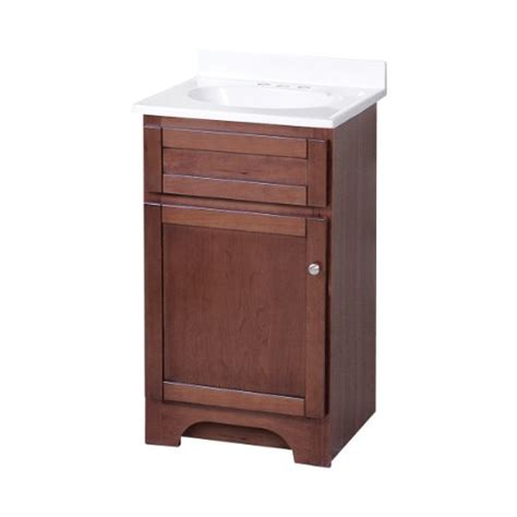 Foremost Vanities Website by Foremost Cocat1816 Columbia 18 Inch Cherry Vanity Combo