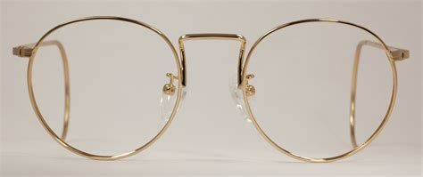 optometrist attic shuron gold wire ronstrong ful vue