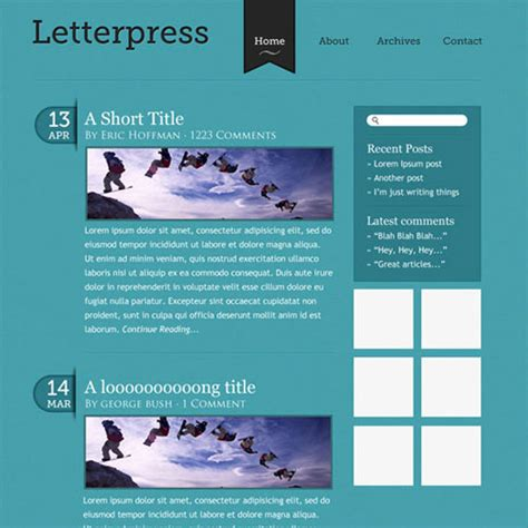 layout web simple website layouts 50 professional photoshop tutorials