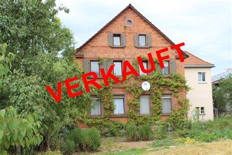 verkauf wohnhaus schrozberg ot wohnhaus mit gro 223 em nebengeb 228 ude und