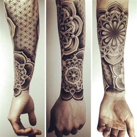 tattoo background filler designs the shading around the foreground tattoos to separate from