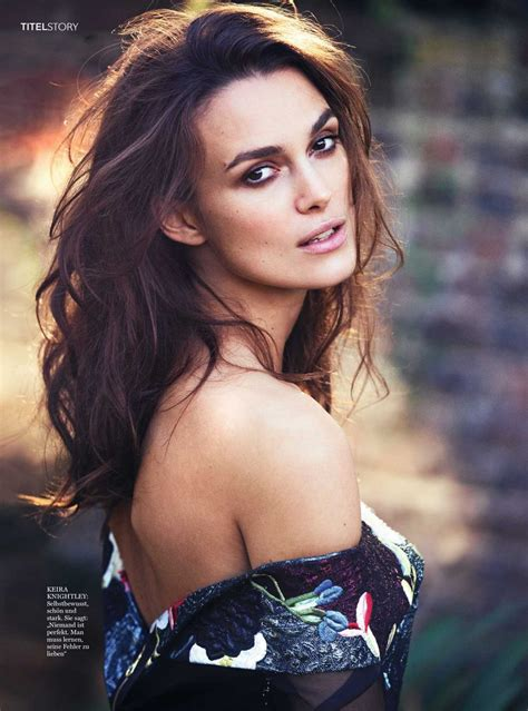 Pictures Of Keira Knightley by Keira Knightley Instyle Magazine Germany March 2016 Issue