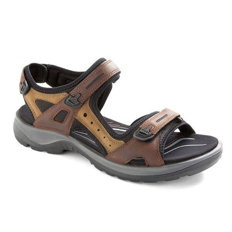 ecco sandals womens ecco womens yucatan outdoor sandals