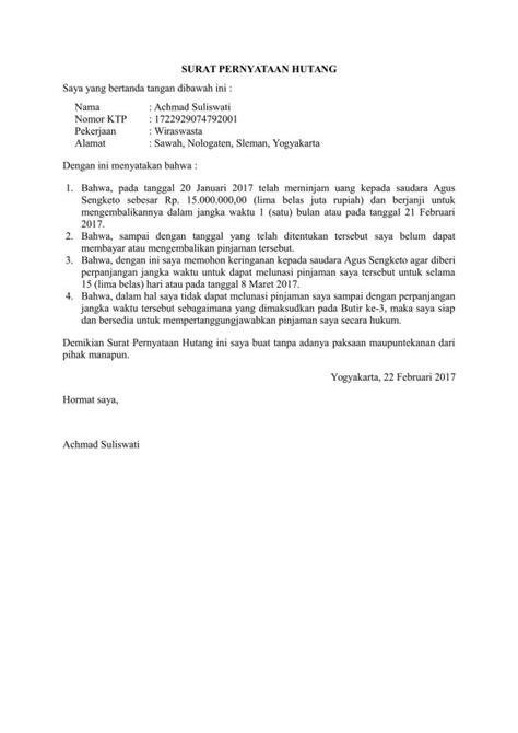 format surat keterangan jejaka 15 contoh surat pernyataan dengan penulisan yang sopan