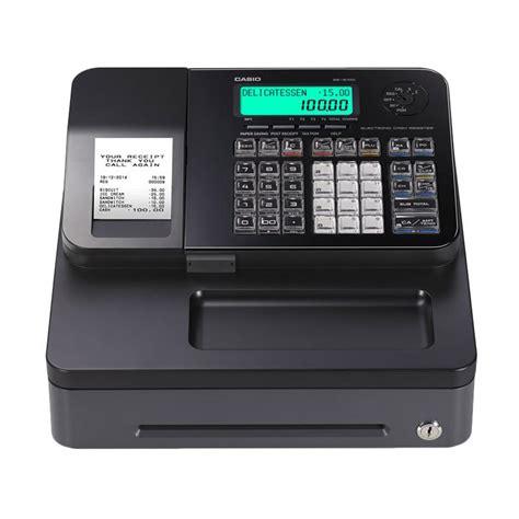 blibli register jual casio se s100 cash register black online harga