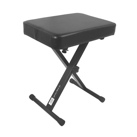 Stage Stool by On Stage Kt7800 3 Position Keyboard Stool Mickleburgh