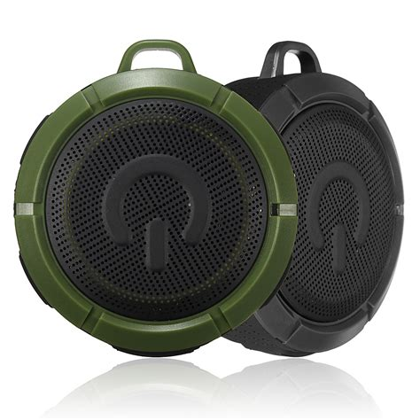 Speaker Bluetooth Nfc elegiant mini outdoor waterproof stereo nfc bluetooth 4 0