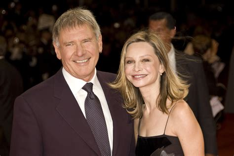 Harrison Ford And Calista Flockhart Are Engaged by Harrison Ford 2018 Tattoos Facts