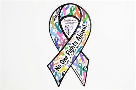 all cancer ribbon color all cancer ribbons images search