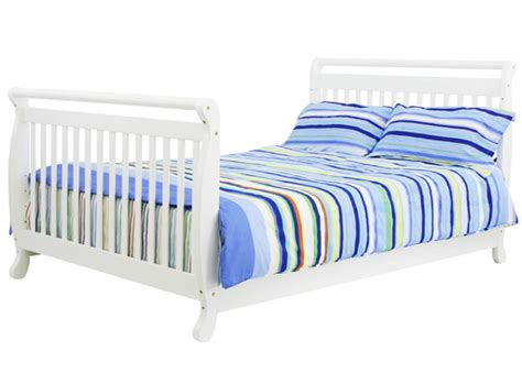 Million Dollar Baby Crib Emily Davinci Emily 4 In 1 Convertible Crib With Toddler Rail White Ideal Baby