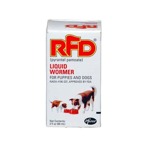 liquid wormer for puppies rfd liquid wormer for puppies and dogs 60ml