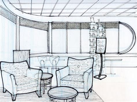 Sketch Interior Design Interior Design Sketches 1 Joy Studio Design Gallery