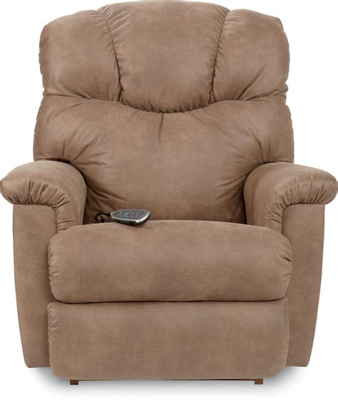 la z boy power recline xr lancer power recline xr reclina rocker 174 recliner by la z