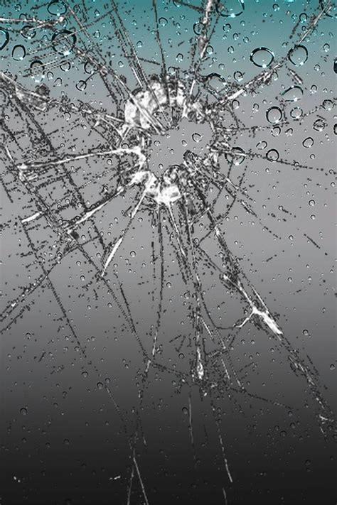 edojic cracked screen wallpaper