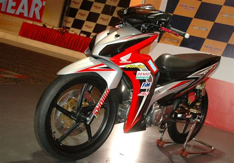 Modif Stiker Honda Blade Clik Srikandi 2 Modifikasi Wave 125 2017 2018 Best Cars Reviews