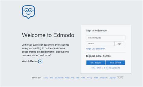 keuntungan menggunakan edmodo blog berbagi berbagi materi dan informasi edmodo adalah situs kelas online