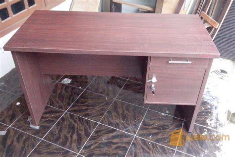 Meja Belajar Yogyakarta meja kantor meja belajar kokoh tebal dan besar panjang