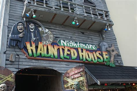 Nightmare Haunted House by Westgate Resorts Myrtle Family Getaway Jenoni