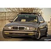 Tuning BMW 728i E38 &187 CarTuning  Best Car Photos