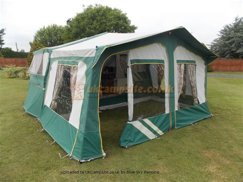 aztec awning pennine aztec trailer tent reviews and details
