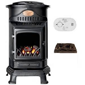 Fire Patio Heater Provence Portable Gas Heater Package