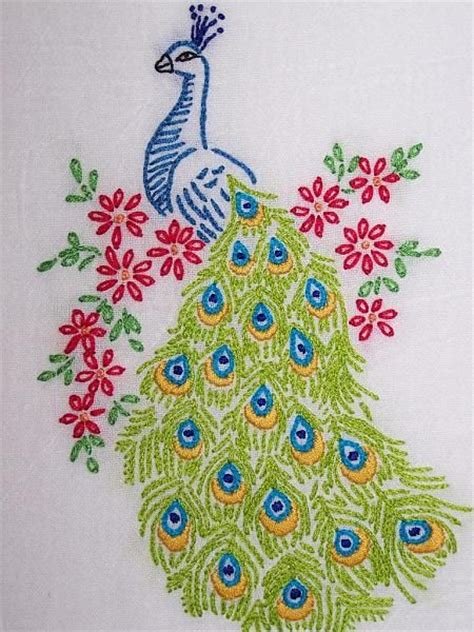 Handmade Embroidery Design - embroidery simple designs craft embroidery