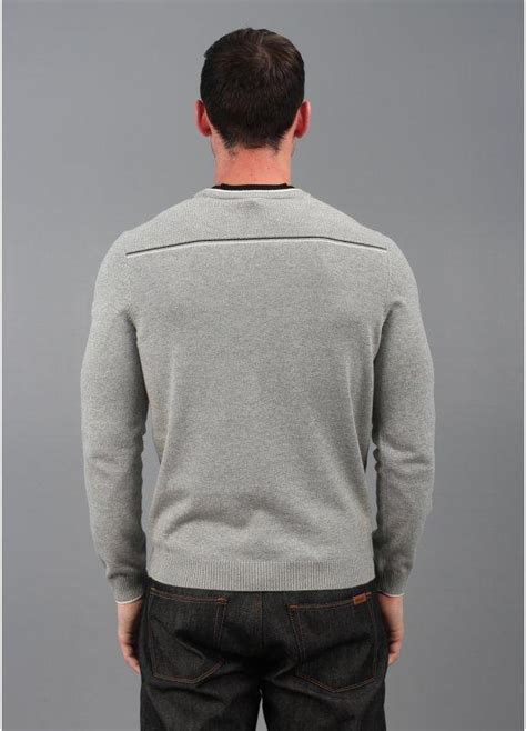 Nk11947 Jaket Sweater Jumper Polos Light Grey Ma Kode Mp11947 hugo green rounder sweater light grey triads