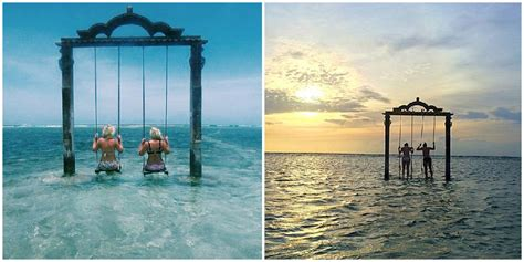 ocean swing the complete guide to gili islands trawangan meno and air
