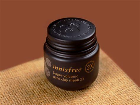 Harga Innisfree Clay Mask innisfree volcanic pore clay mask sle 5 sachet