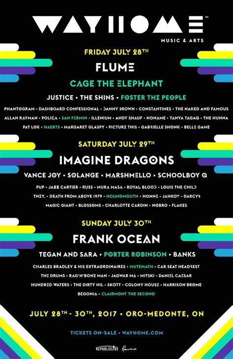 Way Home by Wayhome Expands 2017 Lineup
