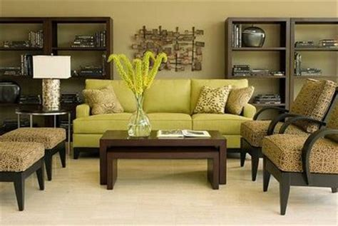 Living Room Decor Green And Brown Green And Brown Living Room For The Home Juxtapost