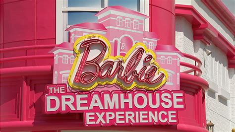 barbie dream house sawgrass the barbie dream house experience is the scariest place on