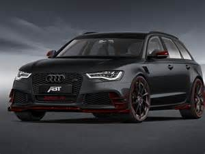 Audi Rs6 2014 Abt Sportsline Audi Rs6 R 2014 Car Picture 13 Of