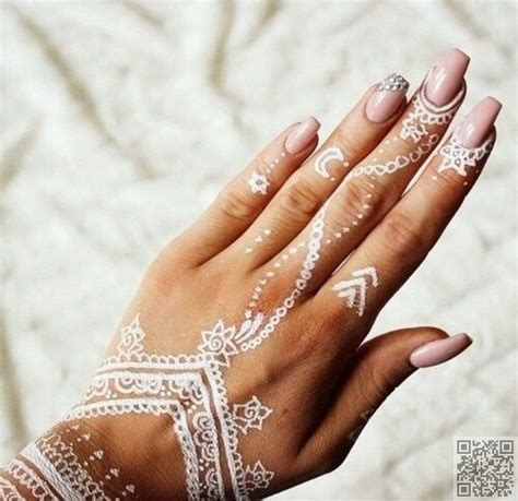 white henna tattoo white henna designs makedes