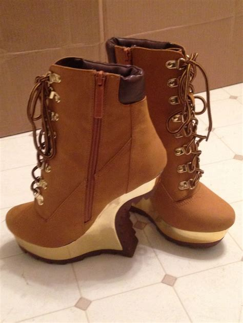 high heel timberland booties 65 best images about timbsteez on s