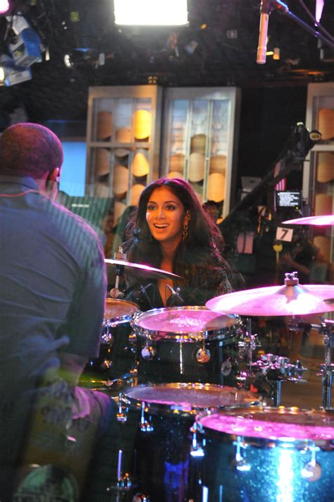 Nicoles On Morning America by Scherzinger At Morning America Hawtcelebs