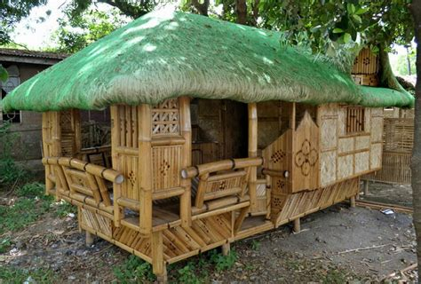nipa hut design house photos bahay kubo bahay ofw