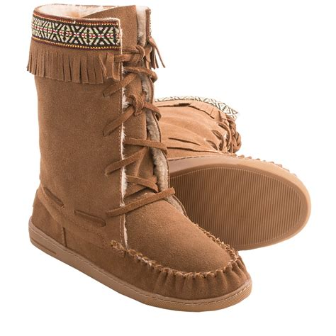moccasins boots for grizzleez by zigi cer moccasin boots for 7959k