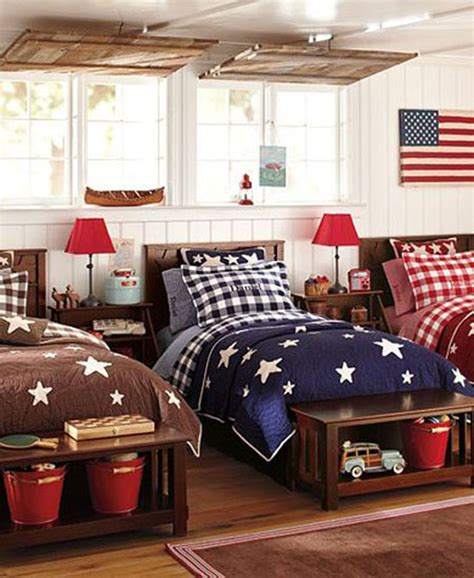 patriotic decor house of hargrove