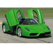 "Green Ferrari Car Pictures &amp Images &226€"" Super Cool"