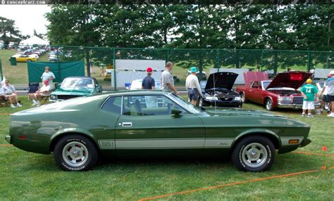 73 mustang mach 1 value 1973 ford mustang mach 1 conceptcarz