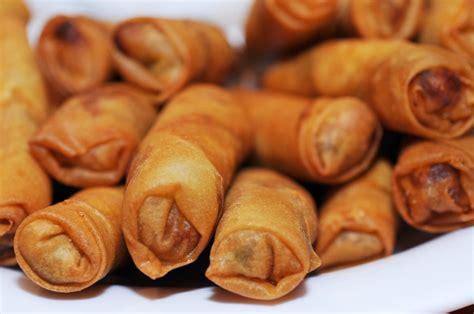 ricette della cucina filippina lumpia involtini di primavera quot filippini quot ricette erasmus