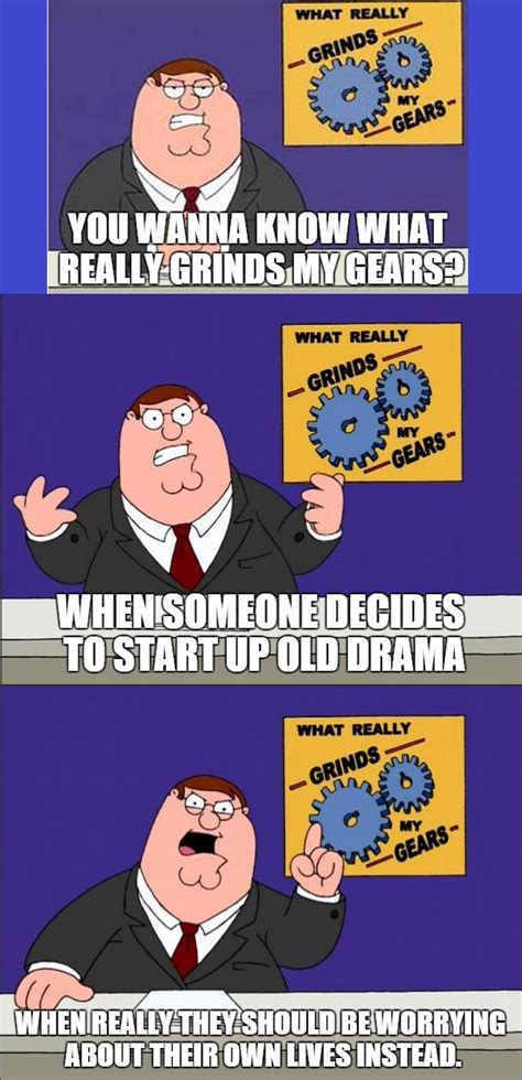 grinds  gears memes favourites